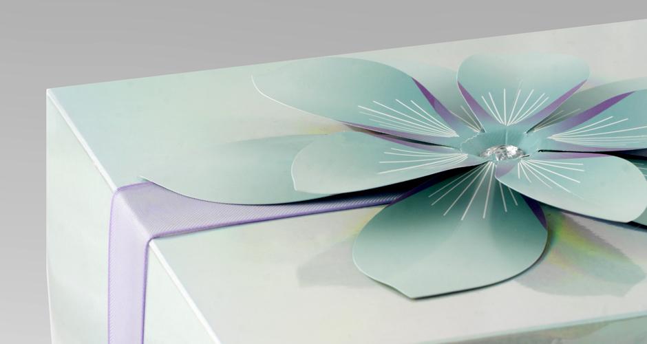 La Gardenia Limoni  press gift